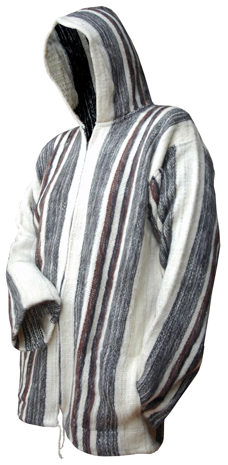estilo distintivo cómo llegar zapatos para baratas XXR61 - Chaqueta con capucha para hombre - Lana de oveja